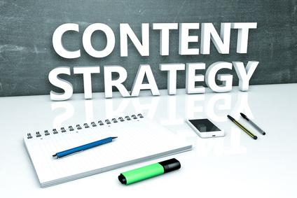 Per trovare clienti devi elaborare una content strategy