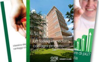 copertine brochure 2F