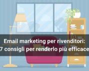 email marketing per rivenditori