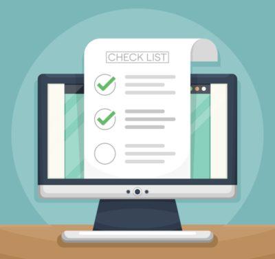 Contenuti per avvicinare i potenziali clienti al prodotto - lista