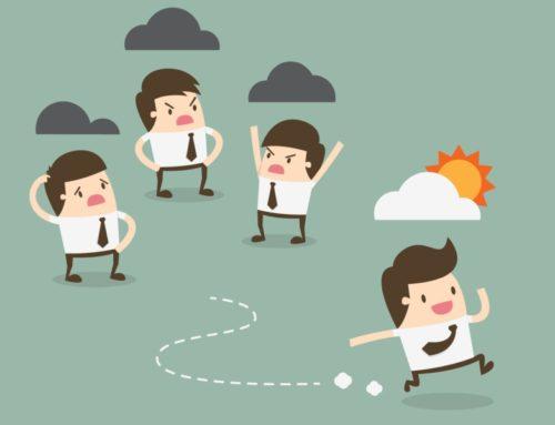 Evitare chi è negativo… aiuta a vendere!