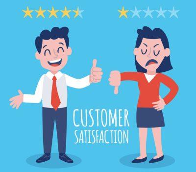 Importante conoscere la opinione dei clienti - 2