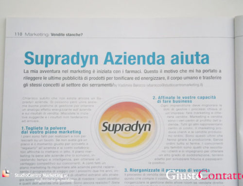 Supradyn Azienda aiuta