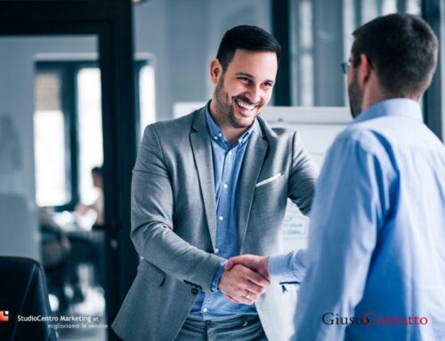 Definire l'obiettivo della visita al cliente